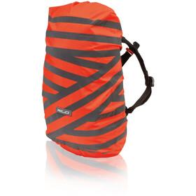 XLC BA-S90 Cubierta Mochila Lluvia, orange/silber